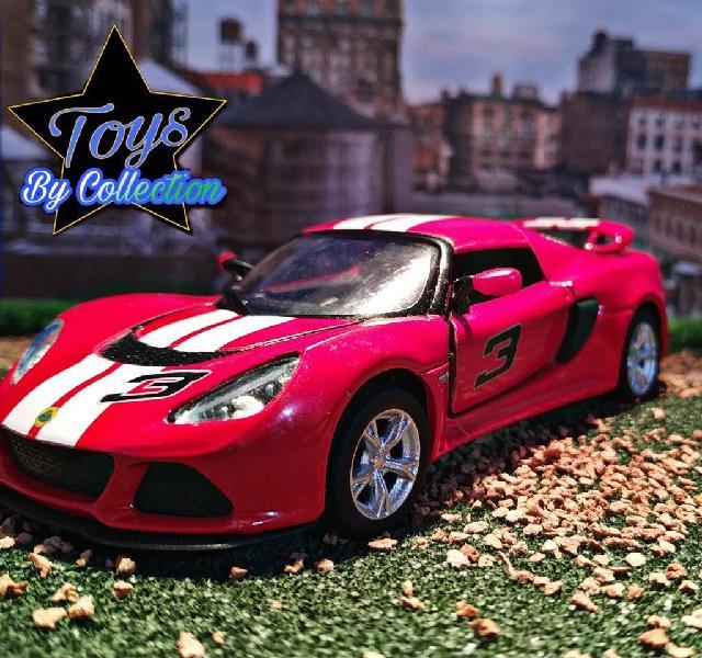 Carros colección lotus exige s 2012