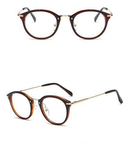 G montura marco gafas lente formulado transpar hombre mujer