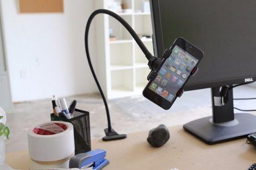 Holder flexible para celular