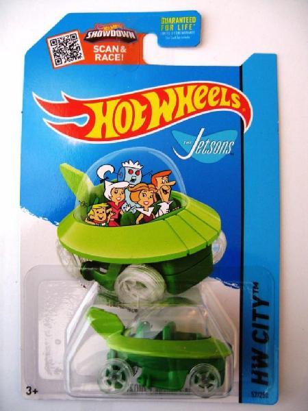 Hot wheels películas 6 modelos diferentes