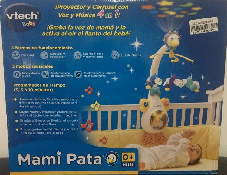 Movil proyector para bebe