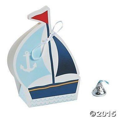 Náutico marinero velero party