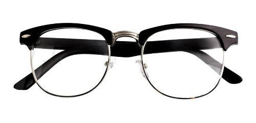 Q montura marco gafas lente formulado master hombre mujer