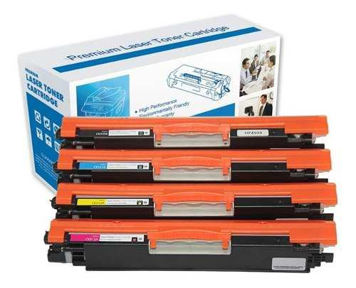 Toner generico para hp laserjet cp1025 1025nw cp1025nw m175