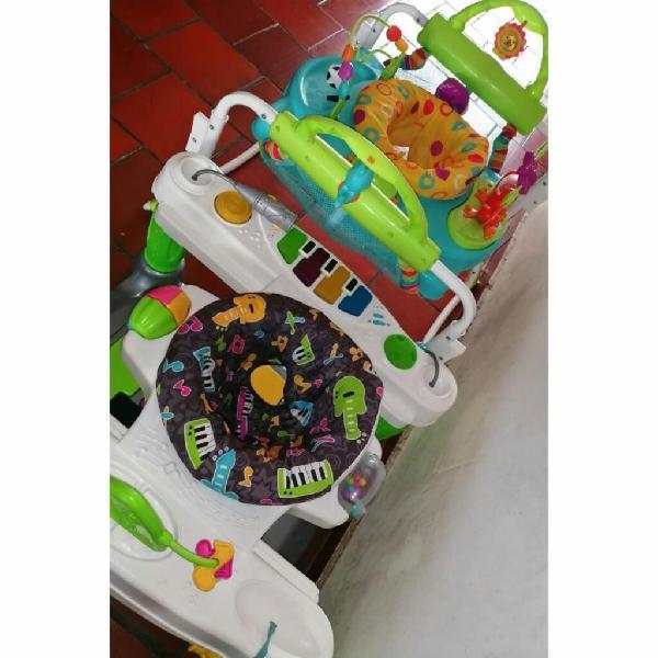 Vendo juguetes fisher price