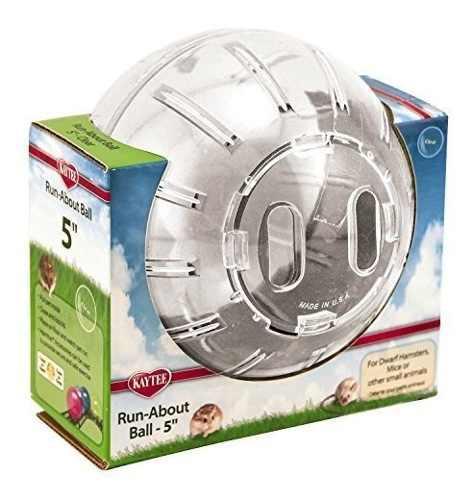 Accesorios para hamster kaytee mini bola ejercitadora 5