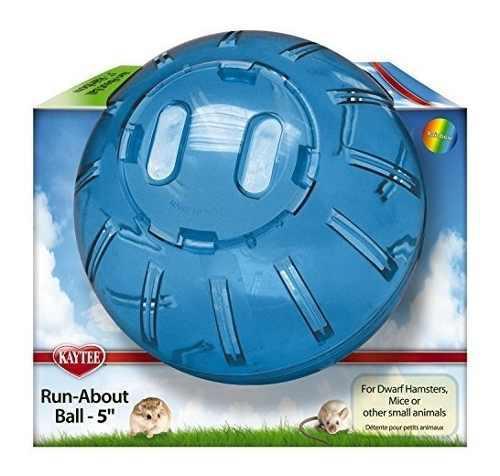 Accesorios para hamster kaytee rueda azul de ejercicio 5