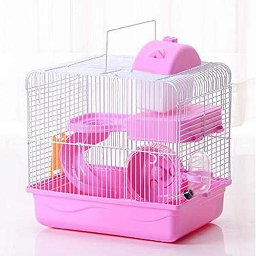 Accesorios para hamster petzilla jaula de viaje portátil ro
