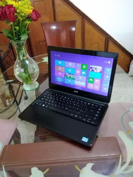 Acer intel core i3 3ra generacion 4gb ram 500gb dd