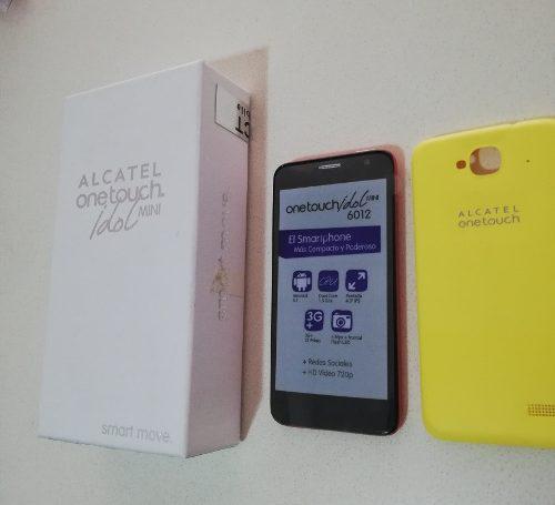 Celular alcatel one touch mini 6012 nuevo