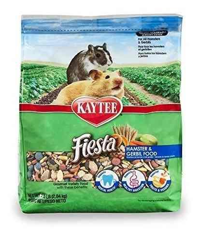 Comida para hamster kaytee frutas y verduras masticable 4,5