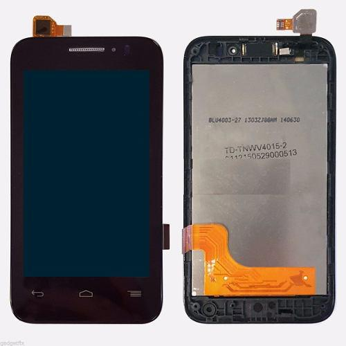 Digitalizador y display alcatel one touch evolve 2 4037t