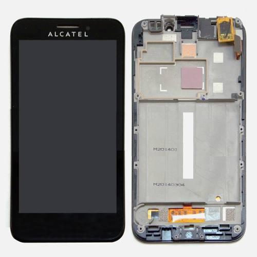Digitalizador y display para alcatel one touch fierce 7024w