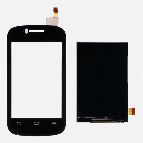 Display y touch screen alcatel one touch pop c1 4015n 4015d