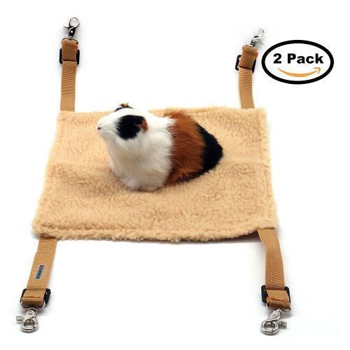 Pequeña mascota animal jaula hamster hamaca para, casa