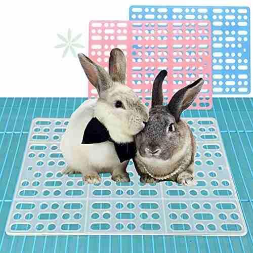 Tapetes de conejo para jaulas conejo conejillo de indias há