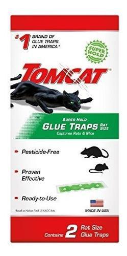 Tomcat super hold rata trampa de pegamento