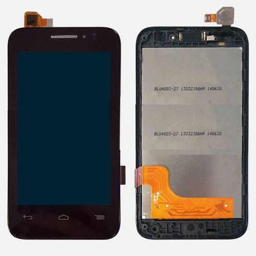 Touch y display para alcatel one touch evolve 2 4037a