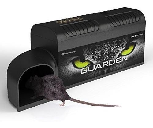 Trampa para ratones rata roedores tunel