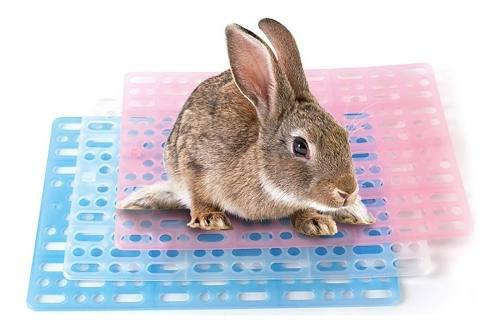 Jaula de conejo estera hamster playpen pies para cobay...
