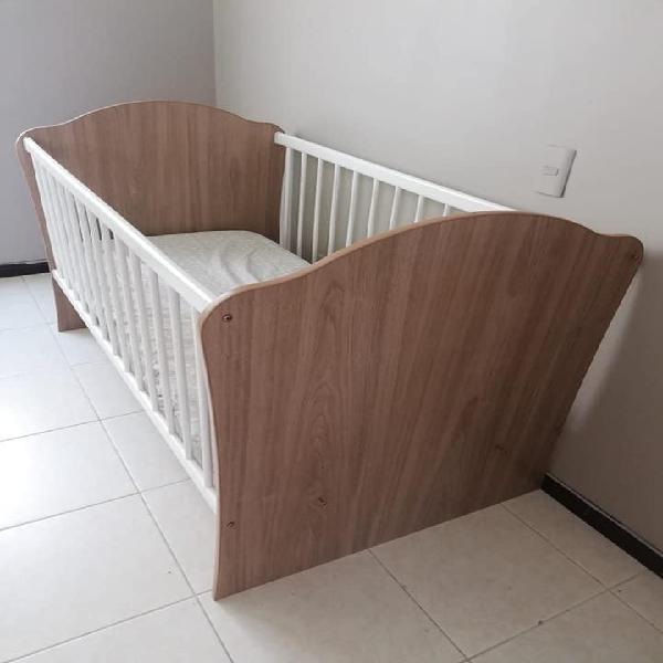 Cuna bebe mdf