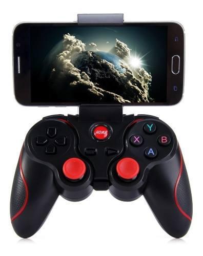 Control bluetooth celular pc gamepad android ios pc+ soporte
