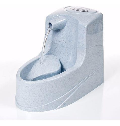 Fuente de agua pequeña para perros y gatos drinkwell 40 oz