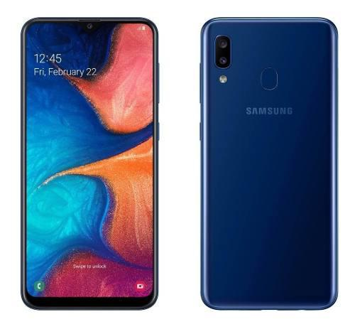 Samsung galaxy a20 4g 32gb cam dual 13mp+5mp ram3gb + envio
