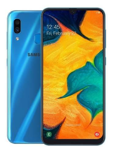 Samsung galaxy a30 (2019) pantalla super amoled 32gb 3gb