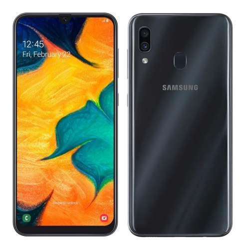 Samsung galaxy a30 32 gb ram 3 gb pantalla 6.4 dual sim