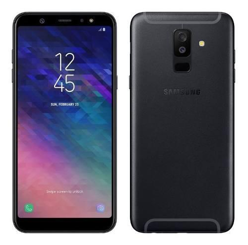 Samsung galaxy a6 plus 32gb cam dual 16mp+5mp ram3gb huella