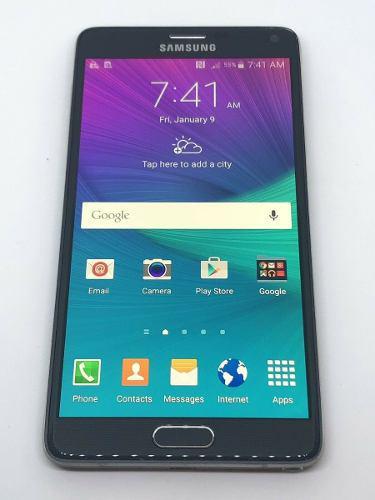 Samsung galaxy note 4 32gb 3ram 16mp 4g lte envio gratis