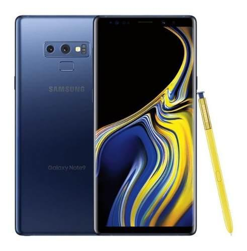 Samsung galaxy note 9 rom 128 gb ram 6 gb