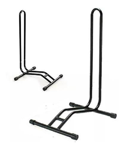 Soporte bicicletas piso practico exhibidor bicicletero