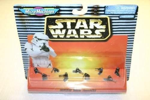 Star wars imperial naval troopers (micro machines)