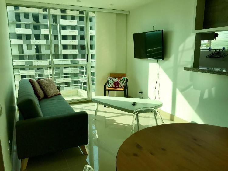 Alquiler apartamento amoblado por dias y por meses