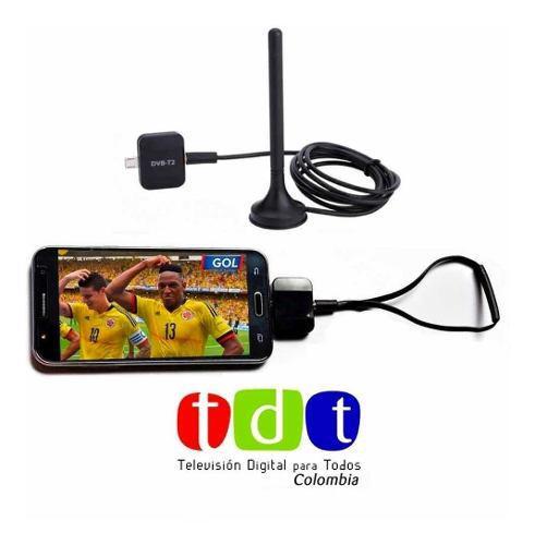 Antena tdt para celular