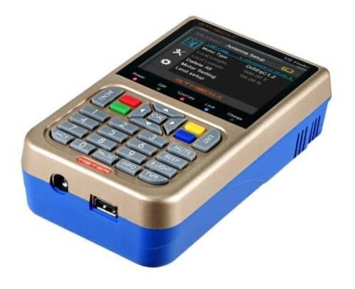 Buscador digital rastreador localizador satfinder satelital