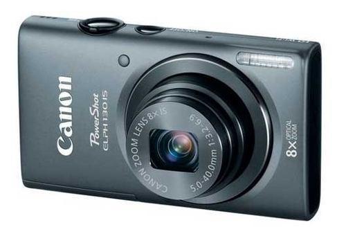 Cámara Digital Canon Powershot Elph 130 Is 16.0 Mp