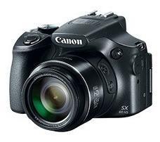 Cámara digital canon powershot sx60 hs - wi-fi