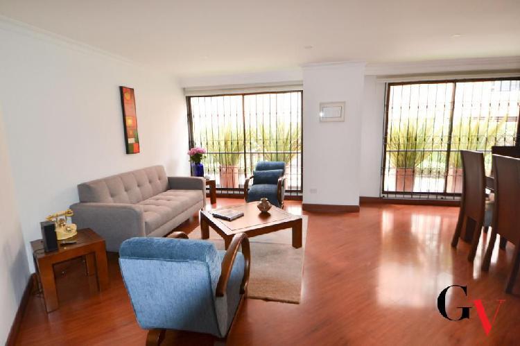 Hermoso apartamento para arriendo en chicó navarra -