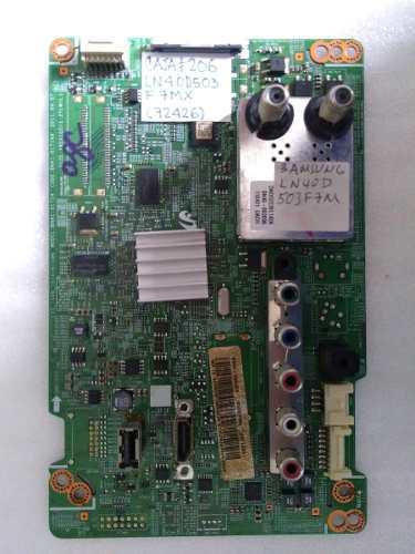 Main board tarjeta principal tv samsung ln40d503
