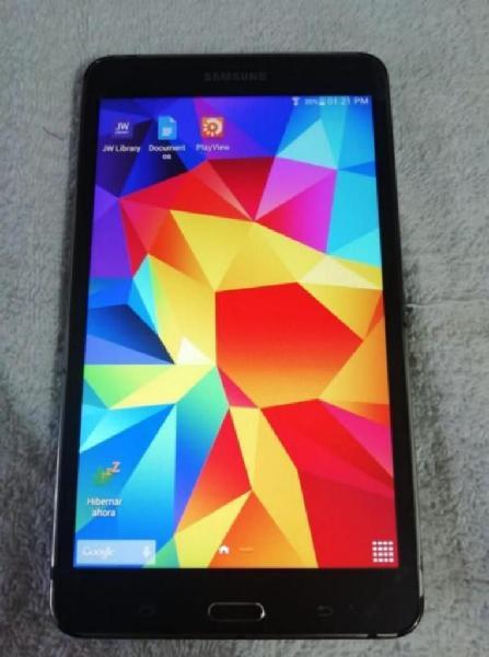 Samsung tab 4- vendo ya barta