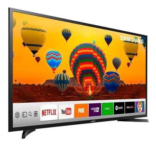 Televisor samsung 32 pulgadas led smart tv hd dvb-t2 hdmi u