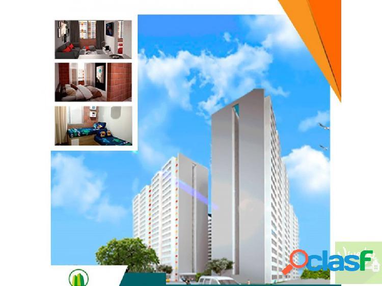 Apartamento de interés social norte bucaramanga