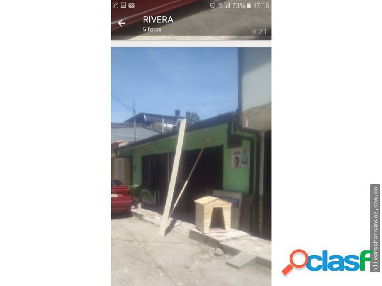 Venta casa lote en villavicencio meta - colombia