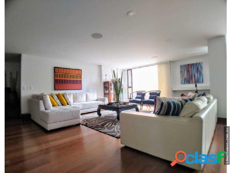 Apartamento arriendo en rosales con o sin muebles