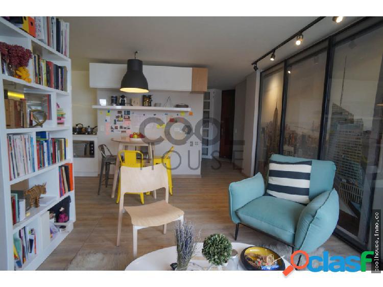 Apartamento amoblado en venta o arriendo en santa paula