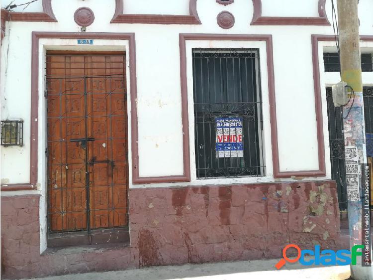 Casa en venta centro historico santa marta 1509242