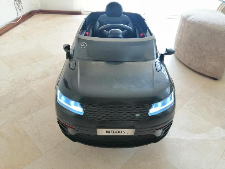 Carro de niño automático